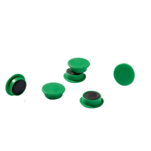 Magnesy do tablic DURABLE 21mm 20 sztuk