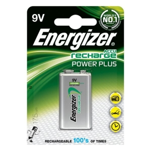 Akumulator ENERGIZER EPower Plus HR22 9V 175 mAh