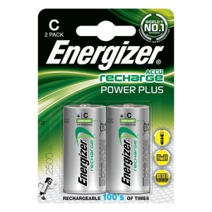 Akumulator ENERGIZER EPower Plus HR14 1,2V C 2500 mAh 2szt
