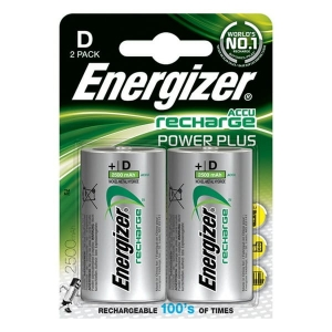 Akumulator ENERGIZER EPower Plus HR20 1,2V D 2500 mAh 2szt