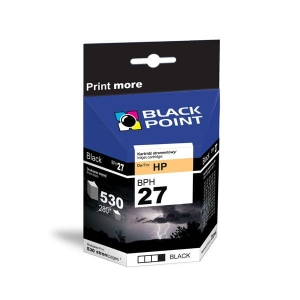 Tusz 27XL zamienny do HP C8727 marki Black Point, black /BPH27XL/