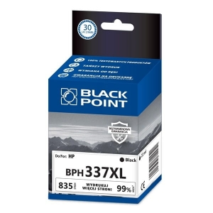 Tusz 337XL zamienny do HP C9364 marki Black Point, black