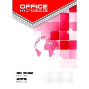 Blok Biurowy OFFICE PRODUCTS Kratka A5 50 Kartek /1604502199/