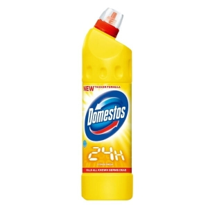 Płyn DOMESTOS CITRUS FRESH do wc 750 ml