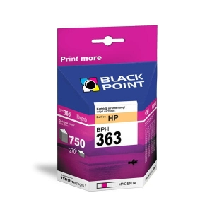 Tusz 363M zamienny do HP C8772EE marki Black Point, magenta