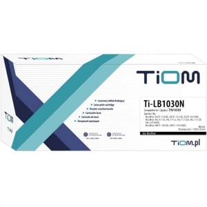 Toner BROTHER TN1030 black TIOM 1000s /TILB1030N/